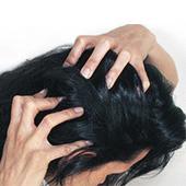 Заболевания<br> кожи головы